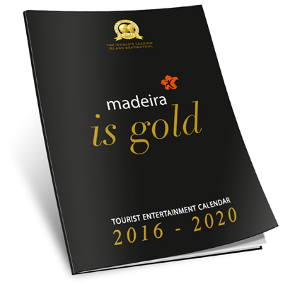 Madeira Island events brochure
